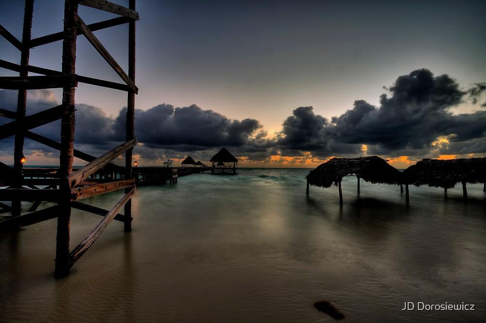 Cuba at dawn by JD Dorosiewicz