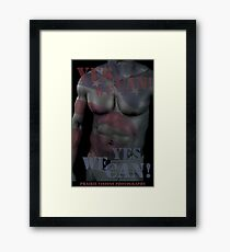 17619-2 Yes We Can! Framed Print