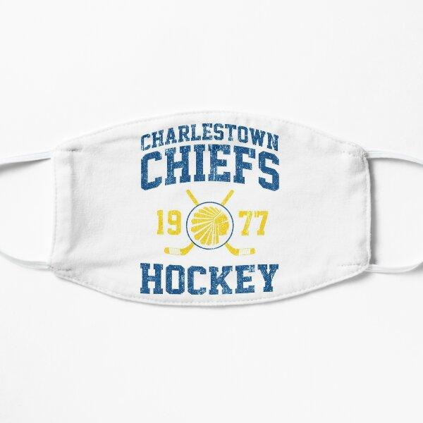 Charlestown Chiefs Hockey (Variant) Flat Mask