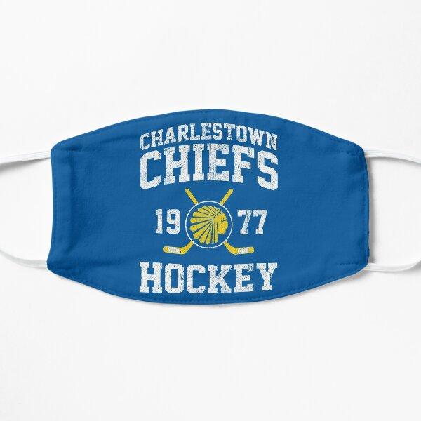 Charlestown Chiefs Hockey Flat Mask