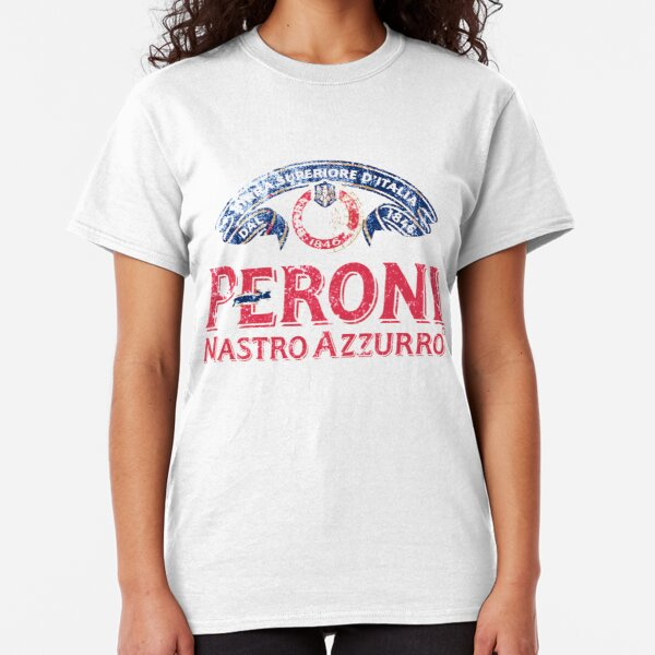 Peroni - Italy - World Beer - Distressed Vintage Design Classic T-Shirt
