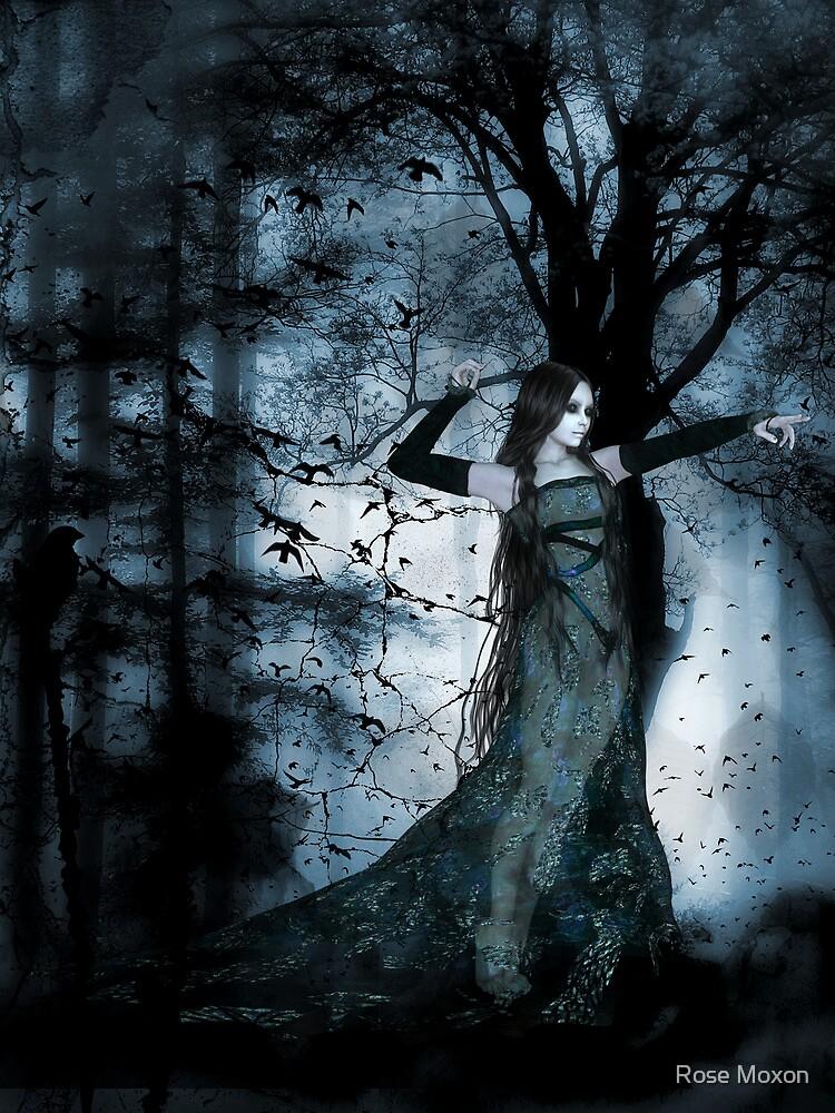 Dark by Rose Moxon