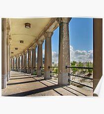 Pillars in the Sun Poster