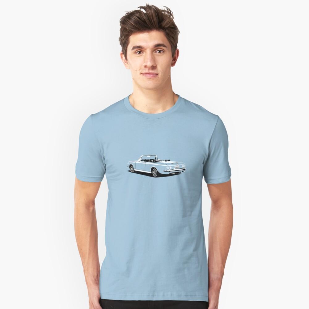 Chevrolet Corvair Unisex T-Shirt Front