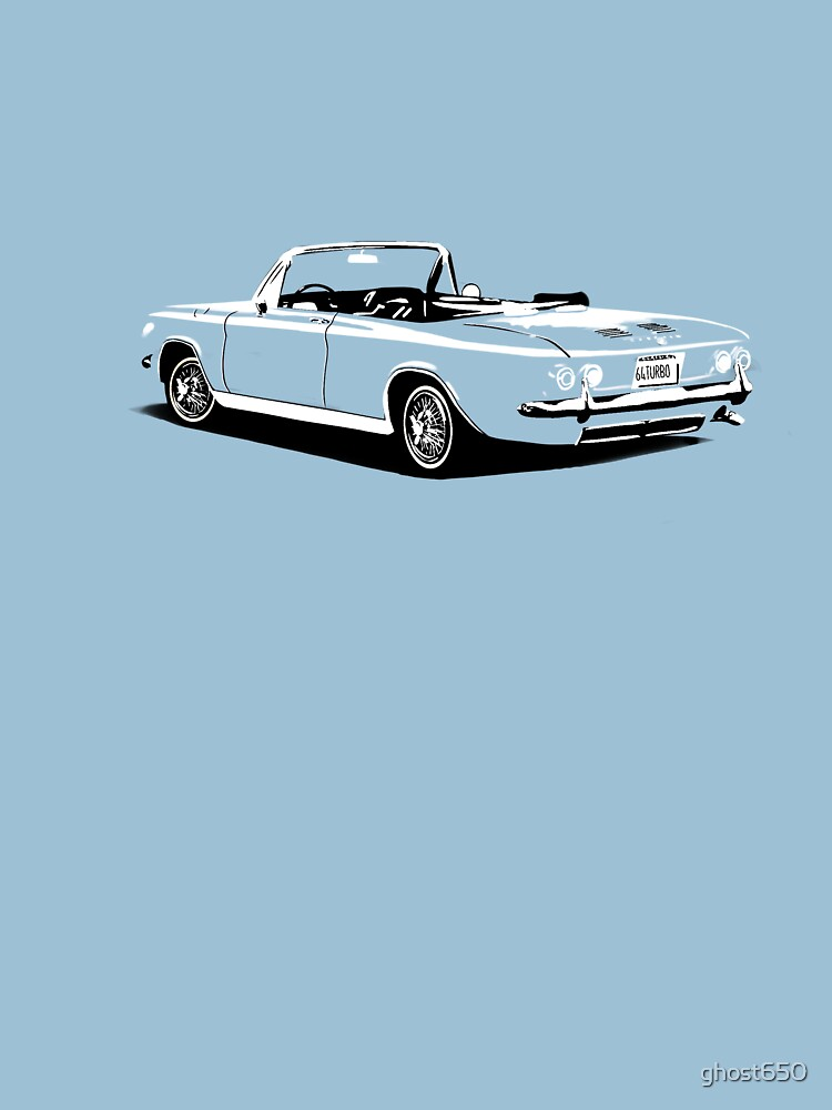 Chevrolet Corvair by ghost650