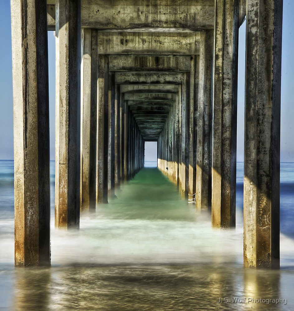 Scripps Tunnel by jswolfphoto