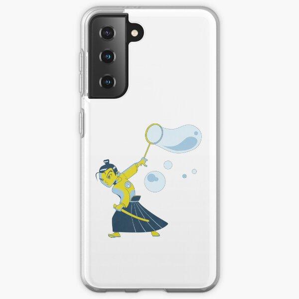 Bubble Samurai Samsung Galaxy Soft Case