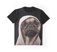 COOL PUG DOG - HIP HOP STYLE Graphic T-Shirt