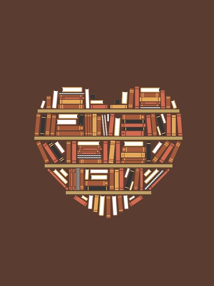 I Heart Books de renduh