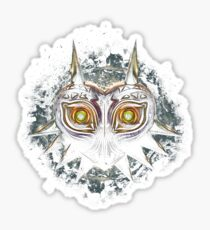 The Epic Evil of Majora's Mask Sticker
