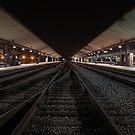 LA Tracks by jswolfphoto