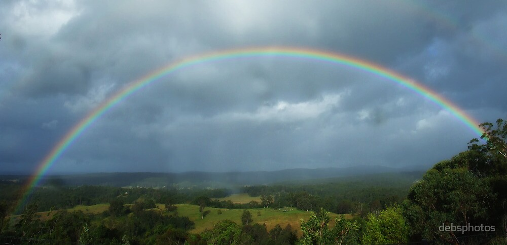 180..Rainbow by debsphotos