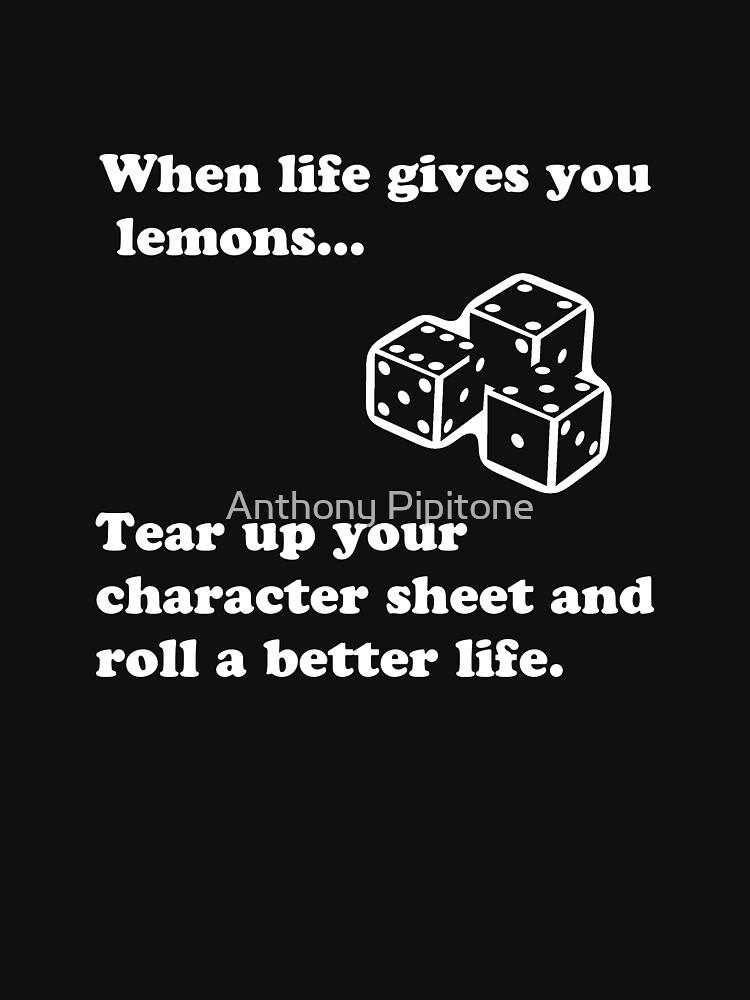Lemons by AnthonyPipitone
