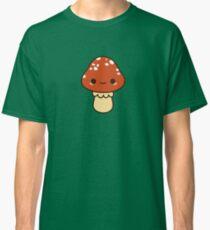 Kawaii red toadstool Classic T-Shirt