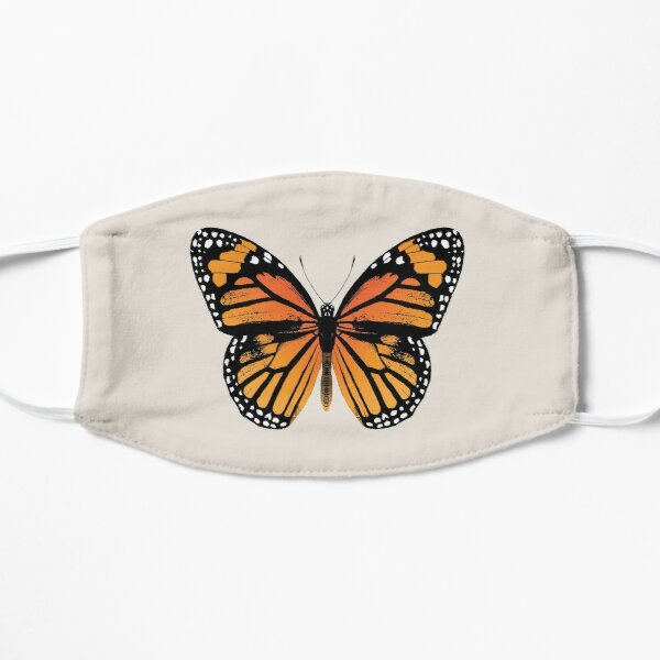 Monarch Butterfly | Vintage Butterflies |  Mask