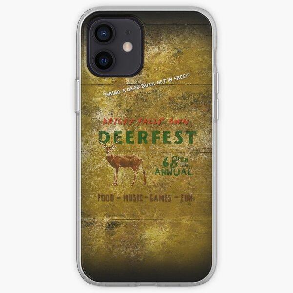68'th Annual Deerfest! iPhone Soft Case