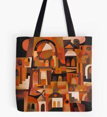 ANCIENT FACADE Tote Bag