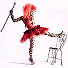 Harlequin by Geoff Coleman - Conceptuals