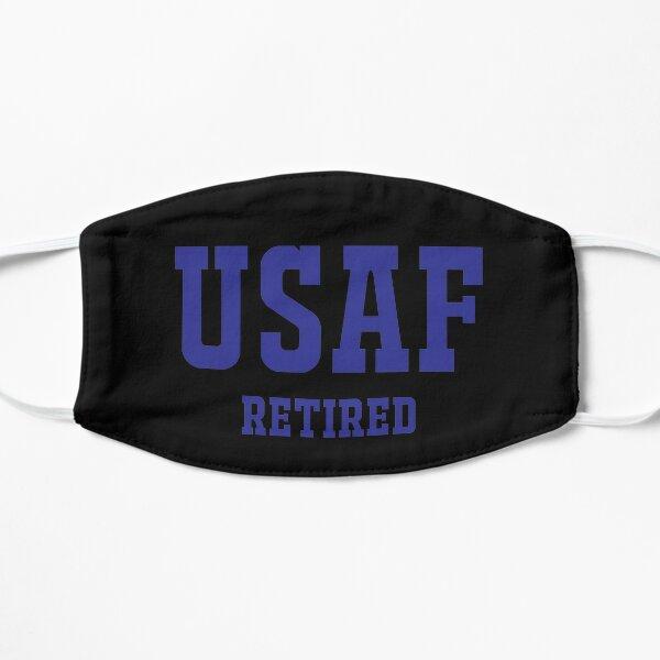 Retired United States Air Force USAF Flat Mask