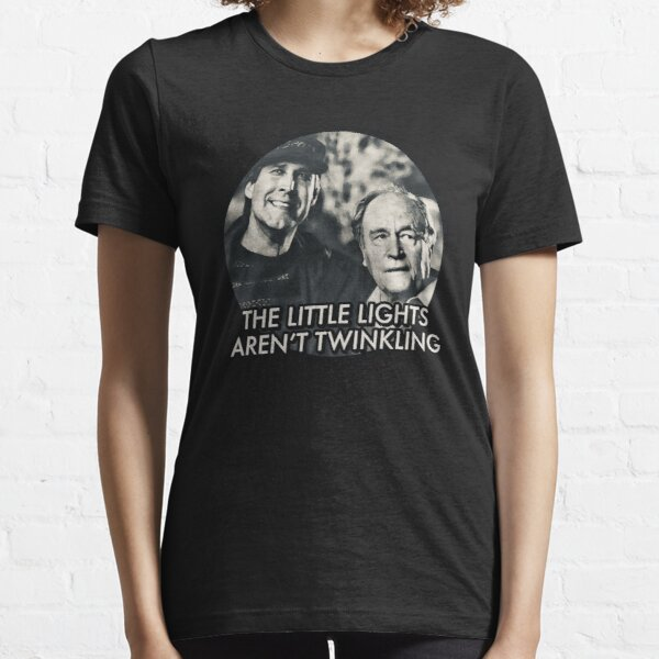 EG Marshall - The Little Lights Aren't Twinkling Christmas Vacation  Essential T-Shirt