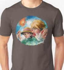 One Magical Family Sophie and Howl T-Shirt