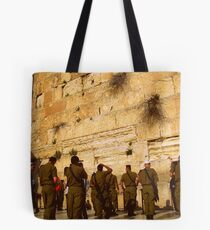 Defending the Holyland. Tote Bag