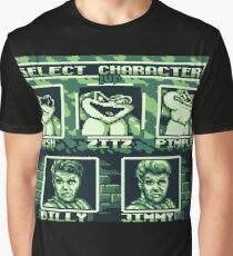 Battletoads - Select Character Graphic T-Shirt