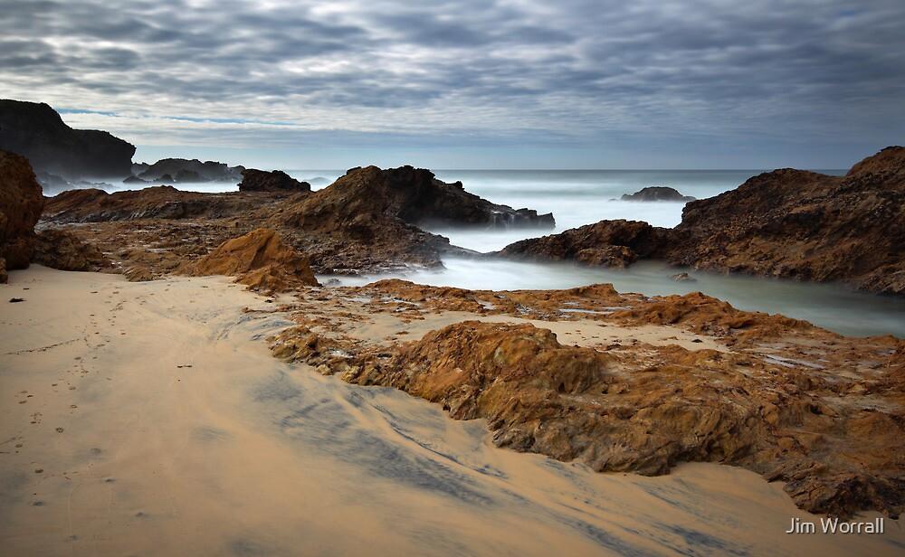 Narooma beach by Jim Worrall