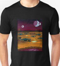 Green beaks from Planet Baflom Unisex T-Shirt