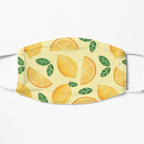 Lemon Pattern Mask