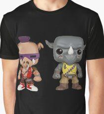 Bebop Rocksteady KIDS Graphic T-Shirt