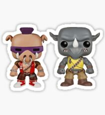 Bebop Rocksteady KIDS Sticker