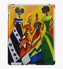 Sister Friends iPad Case/Skin
