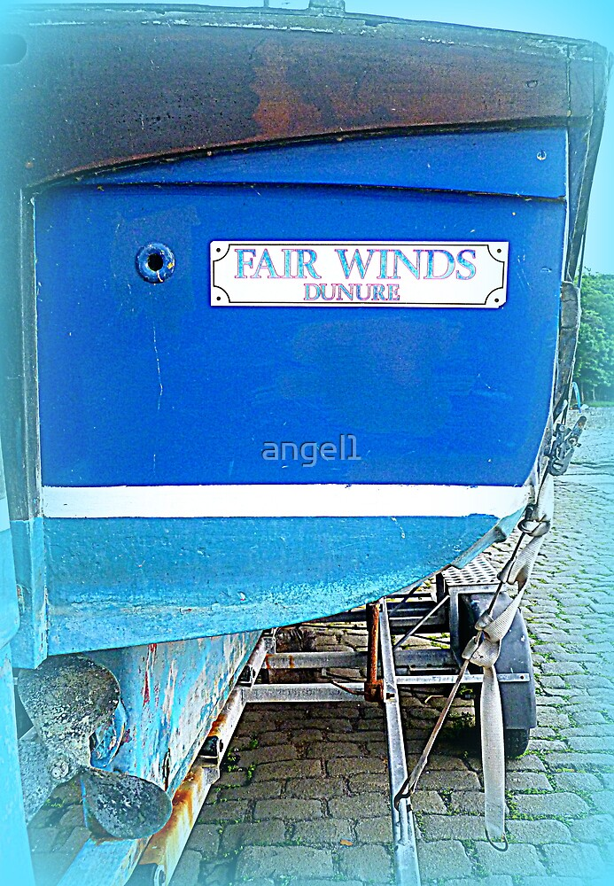 Fair Winds 3 by ©The Creative  Minds