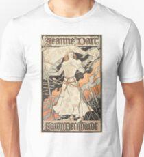 Vintage poster - Joan of Arc Unisex T-Shirt