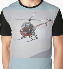Otto The Helicopter,Avalon Airshow,Australia 2015 Graphic T-Shirt