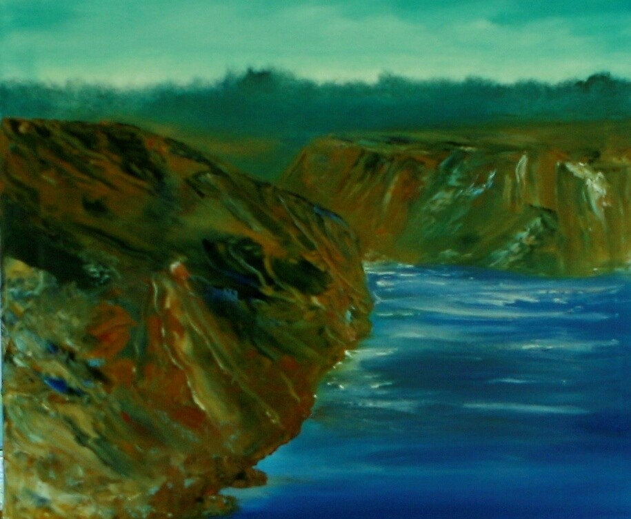 Mouth of the Canal by David Snider