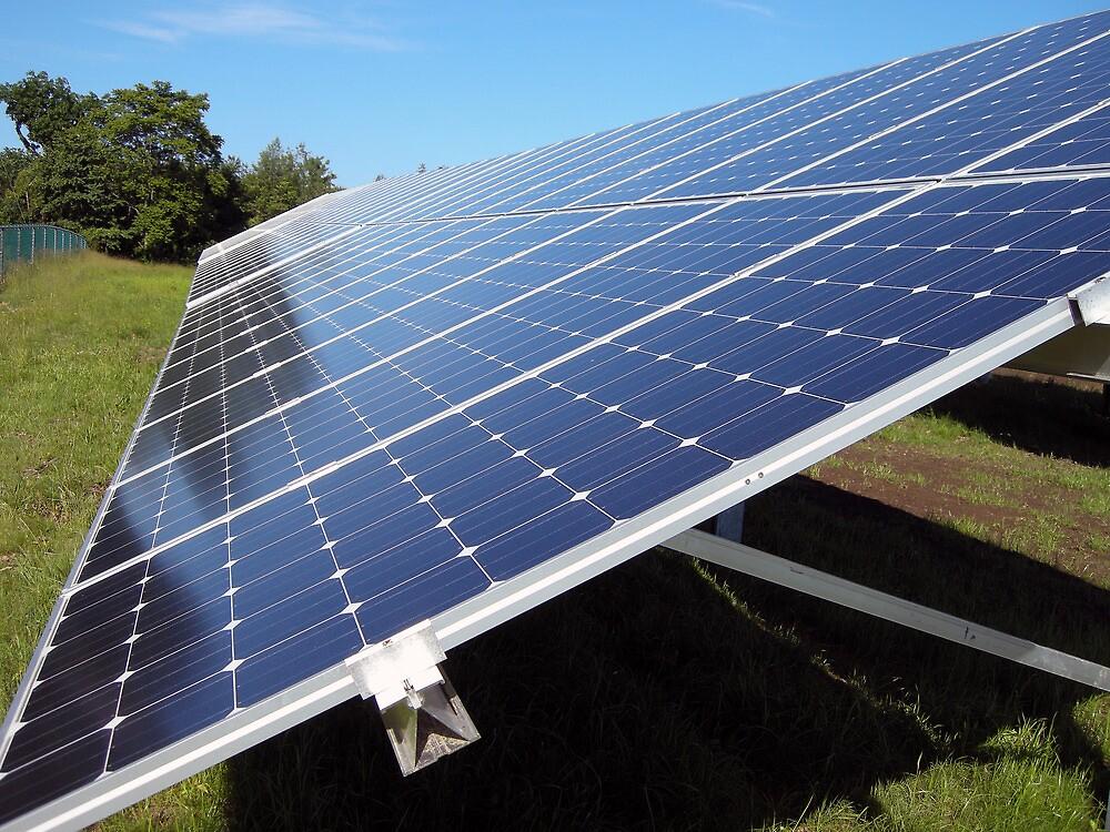 Solar  by John  Kapusta