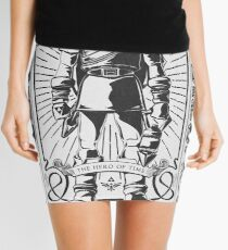 Vintage Link the Hero of TIme Mini Skirt
