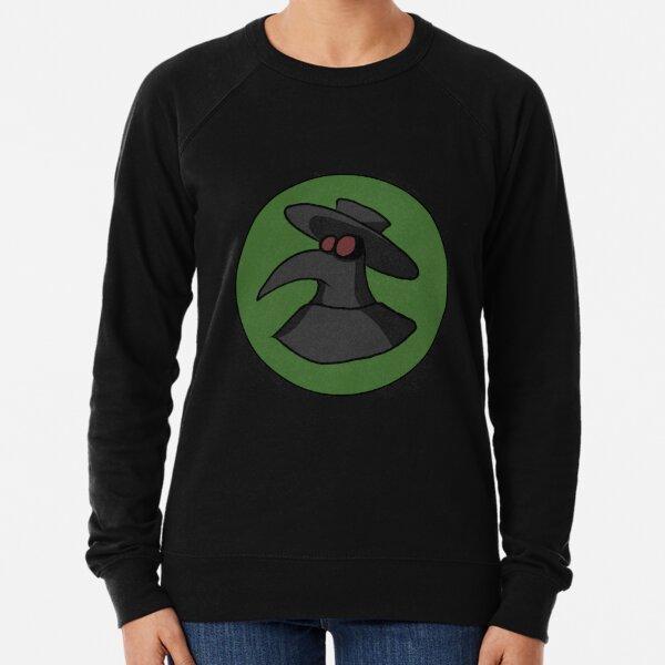 Plague Doctor Merit Badge Lightweight Sweatshirt