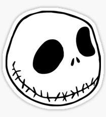 Nightmare Before Christmas  - Jack Skellington v2.0 Sticker