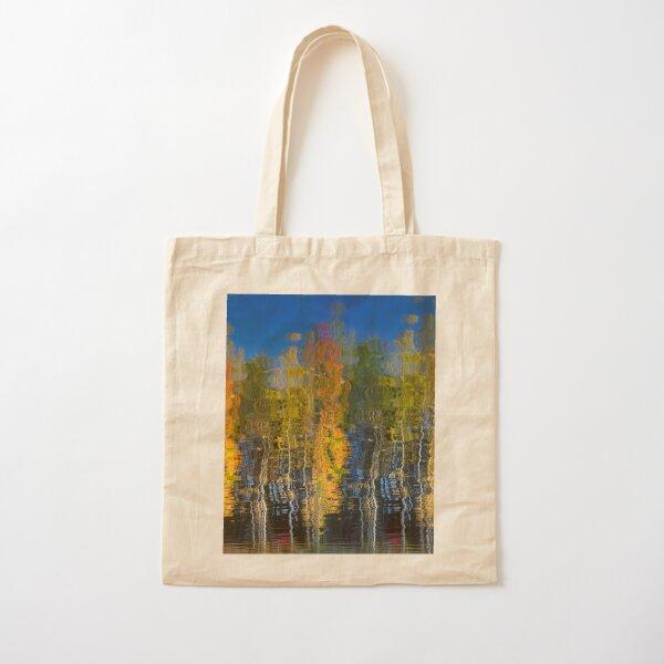 Autumn colors Cotton Tote Bag