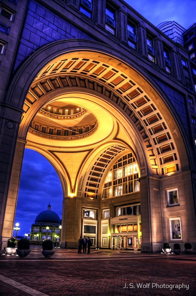 Boston Hotel by jswolfphoto