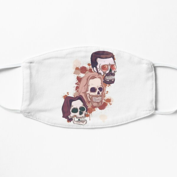 Lebowski Skulls Mask