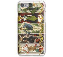 Gundam wing pilots iPhone Case/Skin