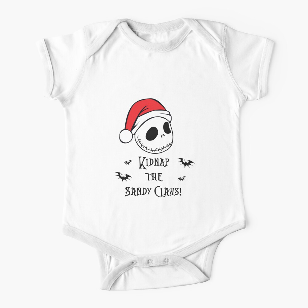 Nightmare Before Christmas - Sandy Claws Baby One-Piece