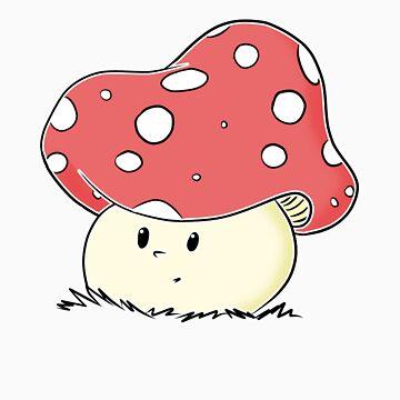 Lovely Mushroom by Giaady