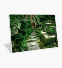 Entrance to Rivendell (revised) Laptop Skin