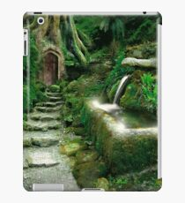 Entrance to Rivendell (revised) iPad Case/Skin