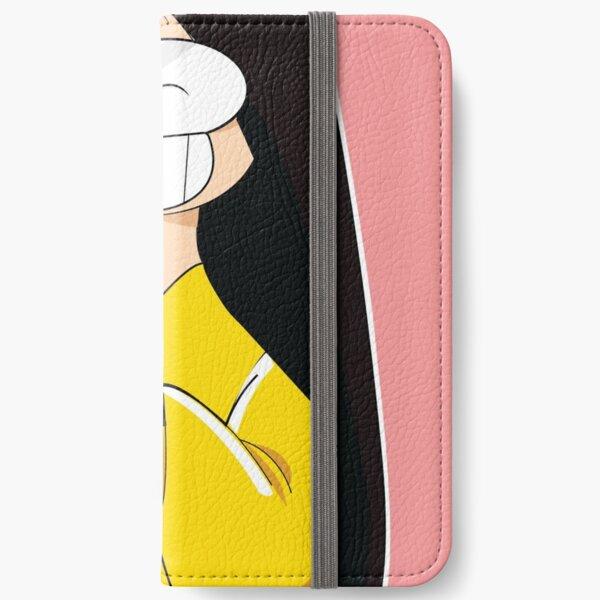 Jolly emoticon iPhone Wallet